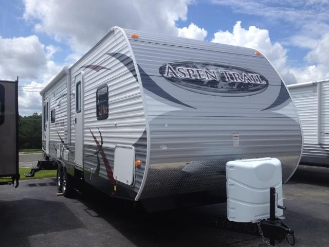 2013 Dutchmen Aspen Trail 2910RLS Rear Living Elec. Package