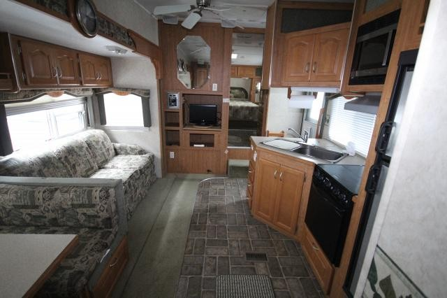 2006 Forest River Wildcat 29bh Fifth Wheel With Rear Bunks