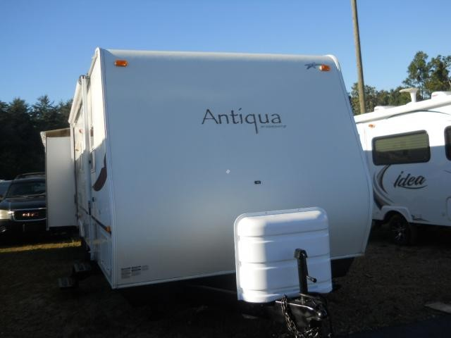 2007 STAR CRAFT ANTIGUA 285SS DOUBLE SLIDE BUNK HOUSE LIGHT WEIGHT TRAVEL TRAILER DUNCAN SC