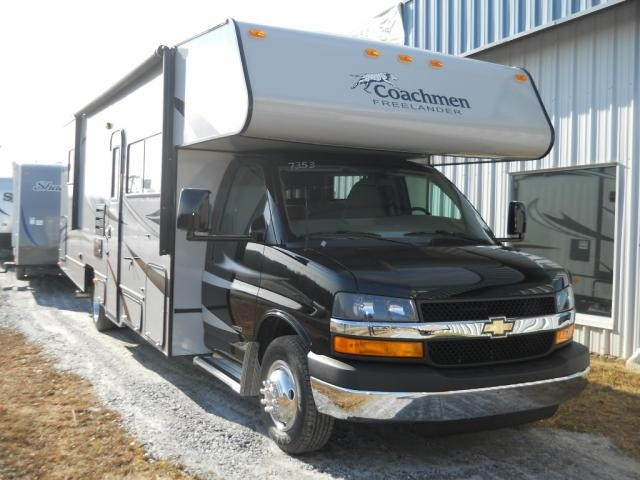 2013 COACHMEN FREELANDER 29 QBC