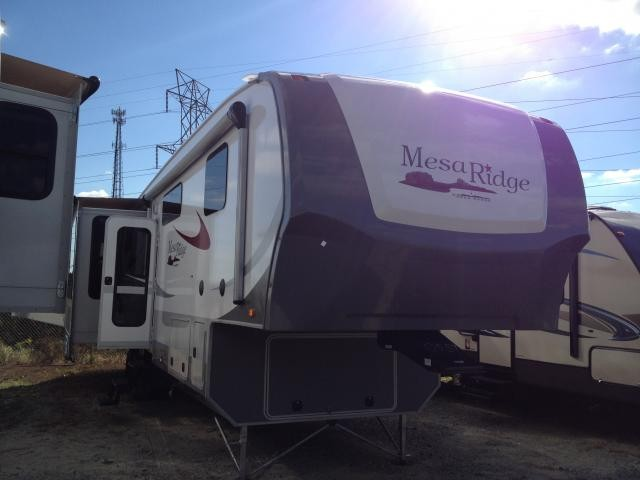 2013 Open Range Mesa Ridge MF387RLS Rear Living Full Time Unit 387RLS
