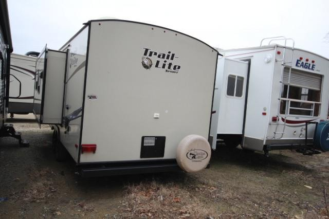 Wonderful 2013 RVision TrailLite Sport 26RBS Lightweight 2 Door