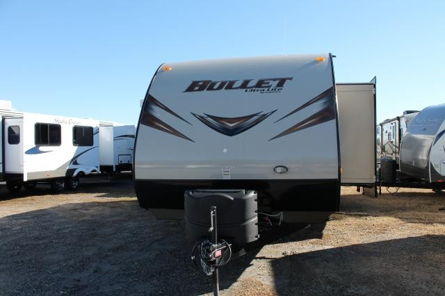 2014 BULLET ULTRA LITE 251 RBS UNDER 5000LBS WIDE STANCE AXLES