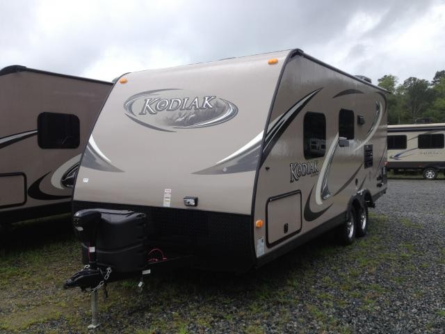 2014 Dutchmen Kodiak 200QB Lightweight floorplan Queen Bed Loaded Concord, NC