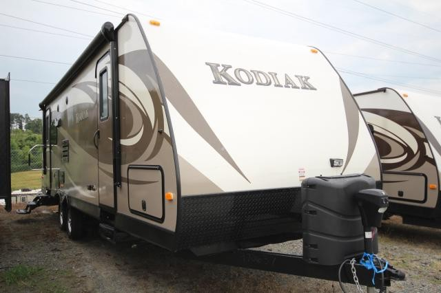 2014 Dutchmen Kodiak 263RLS Rear Living Lightweight Luxury Ultimate Package Concord, NC