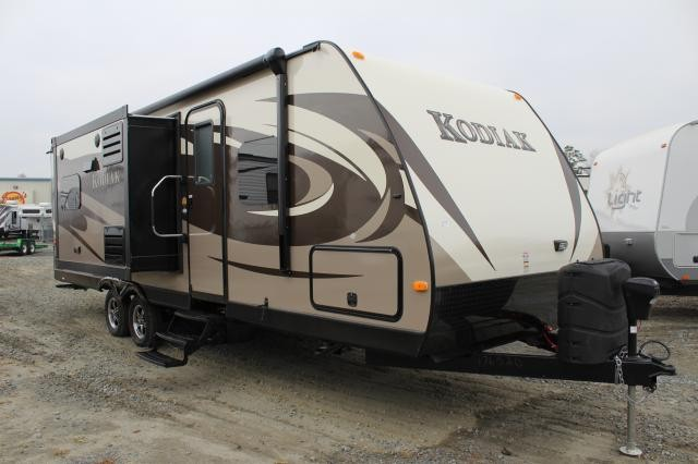 2014 Dutchmen Kodiak 279RBSL Island Kitchen Huge Rear Bath Best Seller Concord NC