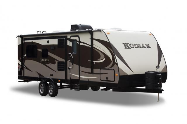 2014 Dutchmen Kodiak 291RESL Double Slide Rear Living Ultimate Package Concord, NC