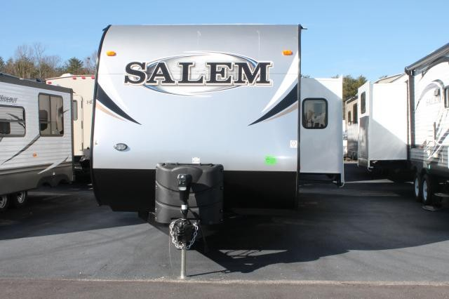 2014 Forest River Salem 27RKSS Show Stopper Package All Electric