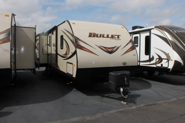 2014 KEYSTONE BULLET 310BHS LIGHT WEIGHT BUNK HOUSE DOUBLE SLIDE ISLAND KITCHEN TRAVEL TRAILER DUNCAN SC