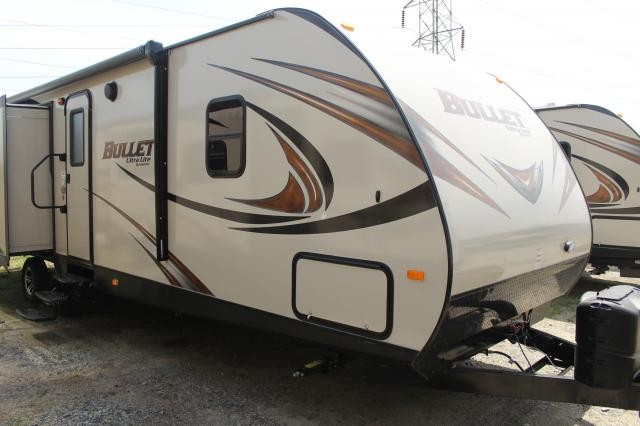 2014 Keystone Bullet 310BHS Leather Double Slide Lightweight Concord NC
