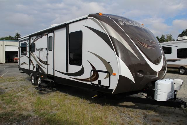 2014 Keystone Bullet Premier 30REPR 3 Slide Rear Entertainment Lightweight Concord NC