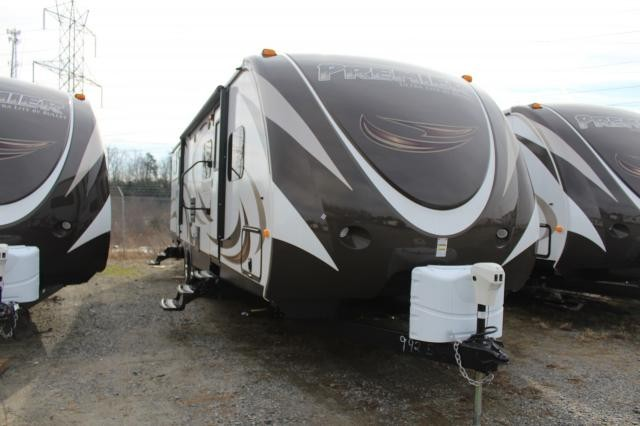2014 Keystone Bullet Premier 31BHPR Double Slide Bunkhouse Outside Kitchen Concord NC