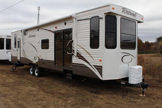 2014 Keystone Retreat 39FDEN Large Luxury Park Model Concord NC