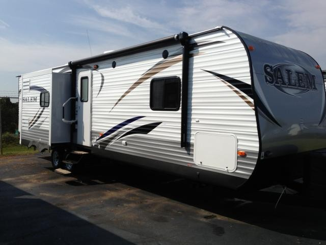 2014 SALEM CRUISE LITE 31BKIS
