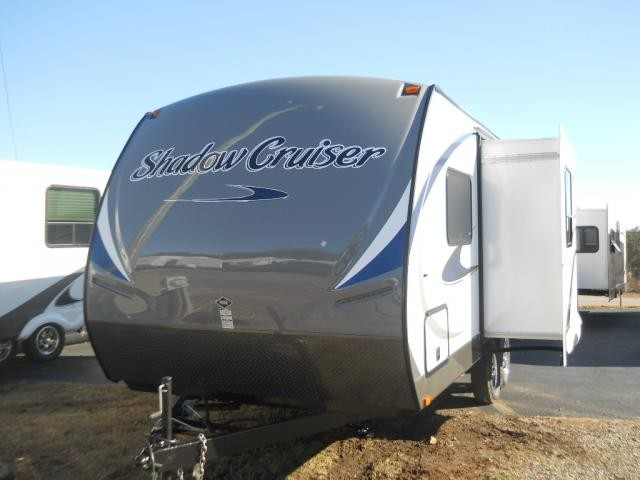 2014 SHADOW CRUISER 195WBS ULTRA LIGHT WEIGHT WITH SLIDE OUT