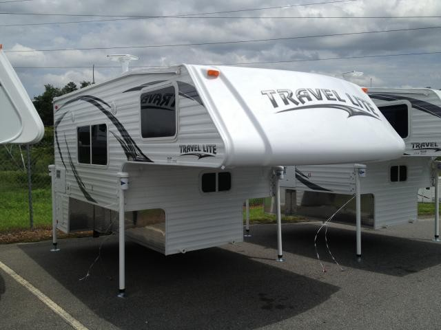 2014 Travel-lite 890SBRX Truck Camper for 1/2 Ton HD and 3/4 Ton Truck Concord NC