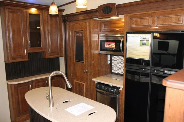 2015 5th Wheel Trailers With A Full Wall Slides Autos Post
