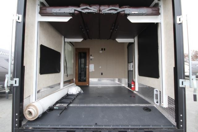 2015 Keystone Carbon 32 Toy Hauler Travel Trailer 20ft. Exterior Doors For Mobile Homes. Interior Door Installation. Exterior Fiberglass Doors. Bike Rack Garage. Accordion Doors. Diy Shower Door. Foldable Doors. Splendor Shower Doors