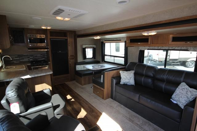 2017 forest river coachmen catalina 283rks rear kitchen super