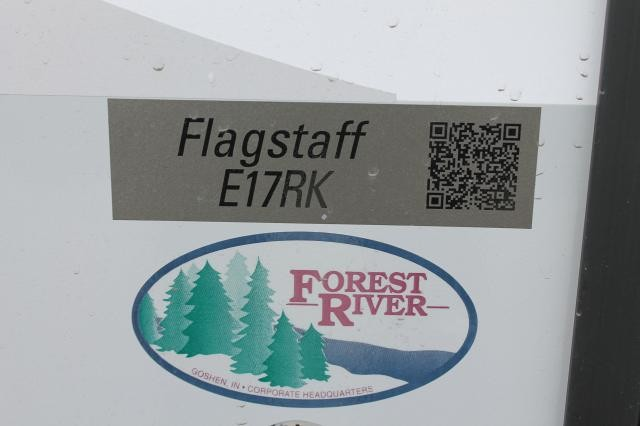 2017 Forest River Flagstaff EnviroPro E17RK Rear Kitchen 1 Slide Bike Rack Solar Prep Wet Bath 3000lbs Duncan SC 11640 52309 2017 forest river flagstaff enviropro e17rk rear kitchen 1 slide  at fashall.co