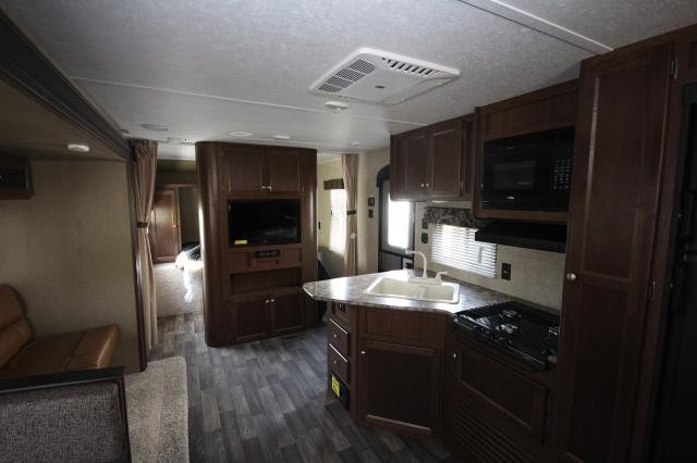 2018 Keystone Hideout 272 Lhs Travel Trailer Double Over