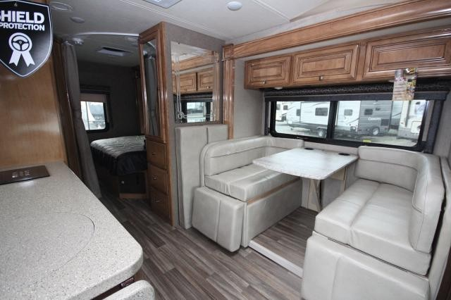 2018 Thor Synergy Sd24 Class C Motorhome Mercedes Chassis