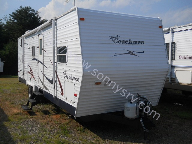 2006 Coachmen Spirit of America 297TBS