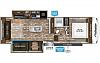 2019 Grand Design Reflection 150 Series 295RL Rear Living 1/2 Ton Towable 2 A/C's 2 Slides Fireplace Free Standing Dinette Duncan SC