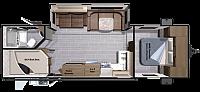 2018 Highland Ridge Open Range Ultra Lite 2802BH Travel Trailer Bunkhouse One Slide Queen Bed Limited 3 Year Warranty Outside Kitchen Duncan SC