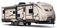 2015 CrossRoads Sunset Trail Super Lite 270BH