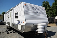 2006 Riverside 30 DBS One Slide Travel Trailer Open Floor Plan 2 Beds Great Condition CONCORD NC
