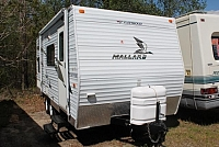 2006 Fleetwood Mallard 180CK Travel Trailer Front Seating Single over Double Beds 3700lbs Duncan SC