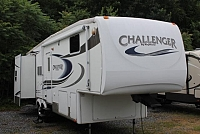 2006 Keystone Challenger 29TRL 5th Wheel Camper Rear Living 3 Slides Office Area 2nd A/C Prep Duncan SC