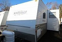 2006 Springdale 296BH Double Slide Bunkhouse Rear Bunks Front Queen Bed Concord NC
