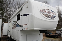 2008 Heartland Big Horn 3055RL Rear Living Fifth Wheel Concord NC