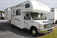 2009 Fleetwood Tioga Ranger 31N Class C Gas Motorhome Ford Chassis and V10 Bunkhouse Low Miles Onan Generator Duncan SC