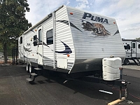 2010 Forest River Puma 30FQSS Travel Travel with 1 Slideout DUNCAN, SC