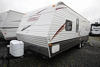 2011 Coleman 275BH Travel Trailer Bunk House Lightweight CONCORD NC