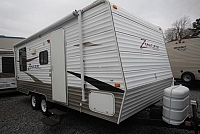 2011 Crossroads Zinger 190RDS Rear Dining Booth Dinette Full Shower Front Queen Bed Aluminum Siding Nice CONCORD NC