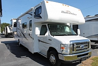 2012 Forest River Sunseeker 3010DS Class C Motorhome Ford Chassis and V10 2 Slides Onan Generator Plentiful Storage Low Miles Backup Camera Duncan SC