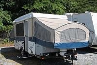 2013 Coachmen Clipper 1285SST Pop Up Camper 1 Slide Wet Bath Roof A/C Stove Top Duncan SC