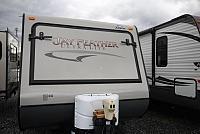 2013 Jayco Jay Feather x23B Hybrid One Slide Rear Bath Plenty Of Storage Space