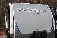 2013 Shadow Cruiser 195 Travel Trailer Rear Bath 1 Slide Queen Bed Duncan SC