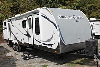 2013 Shadow Cruiser 313BHS Travel Trailer Bunkhouse 2 Slides Outside Kitchen Theater Seating Duncan SC