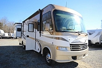 2013 Thor Damon Daybreak 32HD Motorhome Ford V10 Onan Generator 2 Slides U-Shaped Dinette Spacious Layout Large Wardrobe CONCORD NC