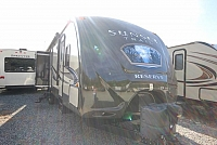 2014 Crossroads Sunset Trail 33BD Rear Bunk House Beautiful Great Layout Storage TV Fireplace 3 Slides 2 Doors Corner Shower Outside Kitchen Well Kept Must See CONCORD NC
