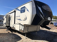 2014 Forest River Salem Hemisphere Lite 366BH 4 Slide Bunkhouse Fifth Wheel Duncan SC