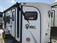 2014 Forest River V-Cross Vibe 6502 Single Slide Front Bathroom Travel Trailer Duncan SC