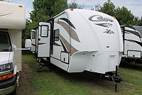2014 Keystone Cougar 31SQB Travel Trailer Bunkhouse 2 Slides Outside Kitchen Ample Storage Sleeps 10 2 TV's Duncan SC