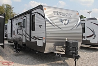 2015 Keystone Hideout 27DBS Outside Kitchen Bunkhouse Concord NC
